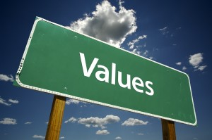 The Power of Values In Education