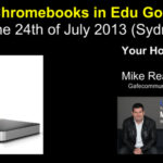 Chromebooks in Education Hangout with Adam Naor from Google