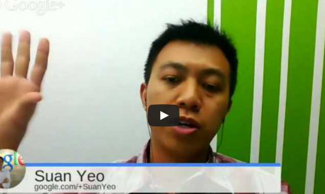 E-Learning Conversation: Suan Yeo from Google
