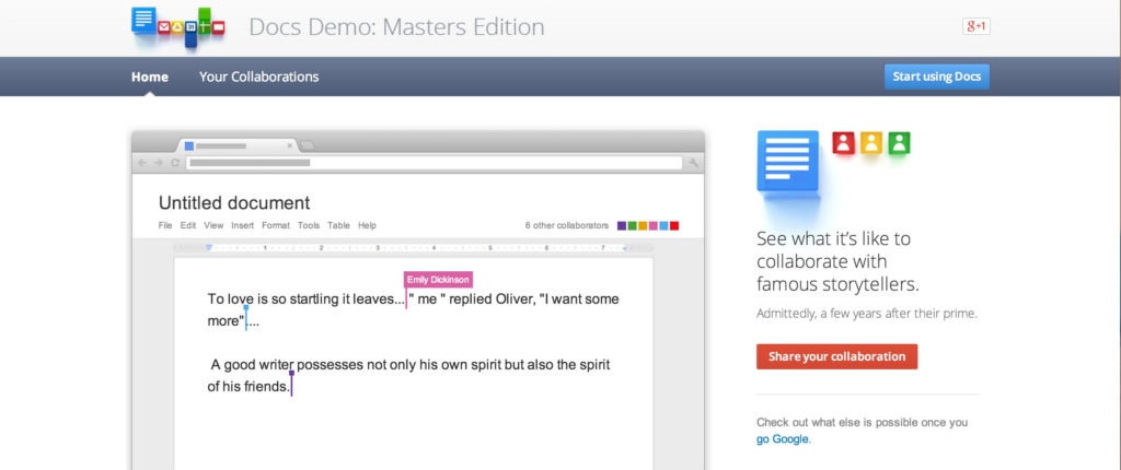 Google Story Builder masters Edition