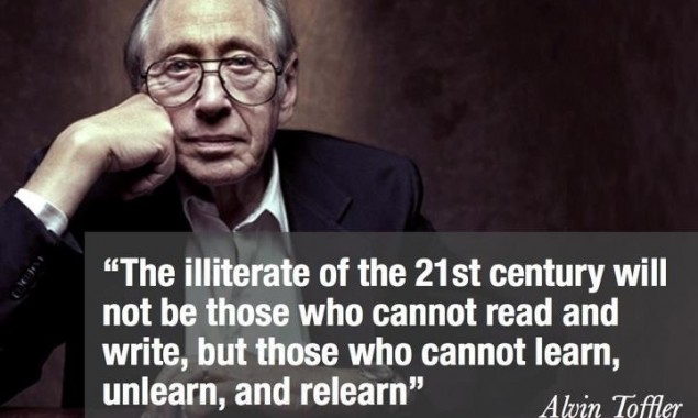 A Great Quote About Learning