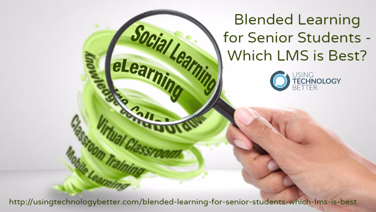 LMS and Blended Learning