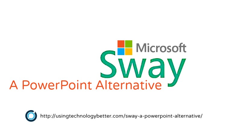 Sway: A PowerPoint Alternative