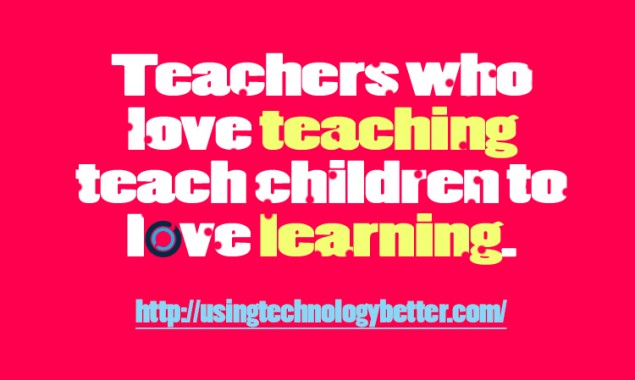 Favourite Teacher Quotes & Posters From The Week (22nd June)