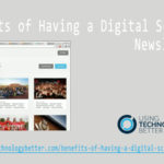 Benefits of Having a Digital School Newsletter