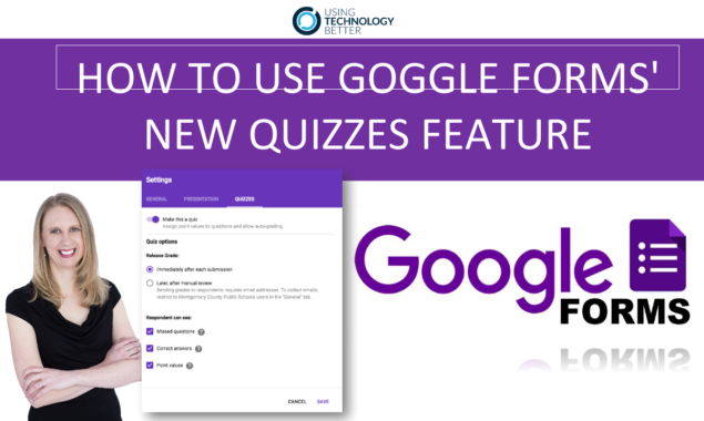 How to Use Google Forms' New Quizzes Feature