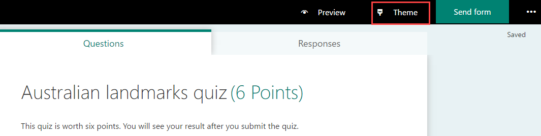 Self-grading quizzes with Microsoft Forms - Using Technology