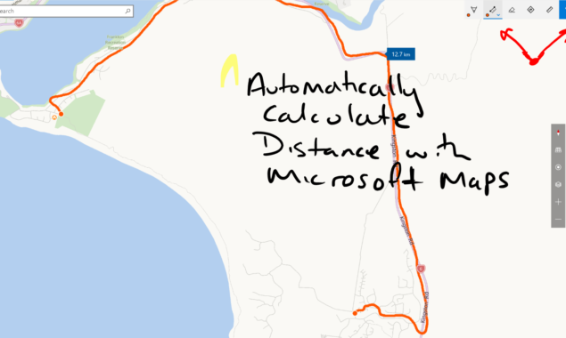 Have you seen what you can do in Microsoft maps?