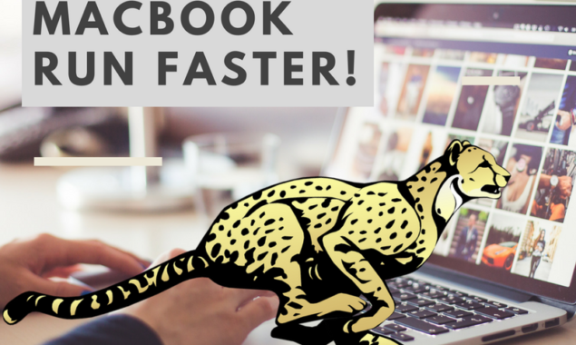 5 simple things you can do to make your MacBook run faster