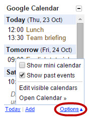 calendar-gadget-gmail-options