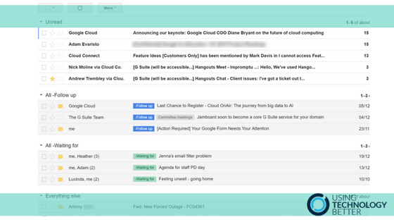 Customise Gmail's Priority Inbox to boost your efficiency