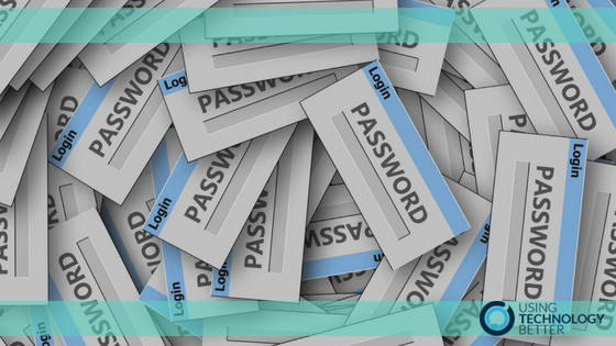 Two classroom activities for teaching students about password security