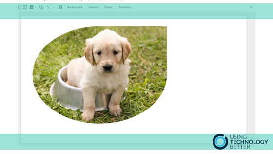 How to edit images inside Google Docs & Slides