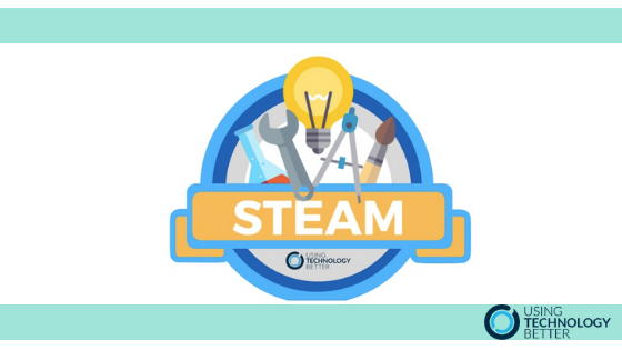 Getting STEAMed up – ideas for getting STEAM learning going in your classroom