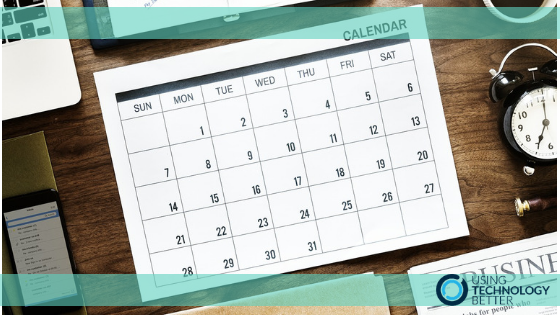 5 power tips for working with Google Calendar events