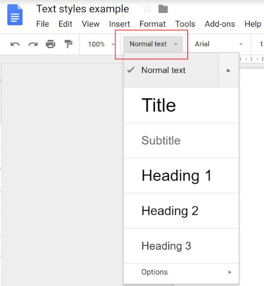 Google Docs - Tutorial 01 - Learn the Basics - YouTube