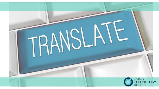 Create your own personalised translator in Google sheets