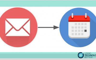 How to turn a Gmail email into a Google Calendar event – Four options