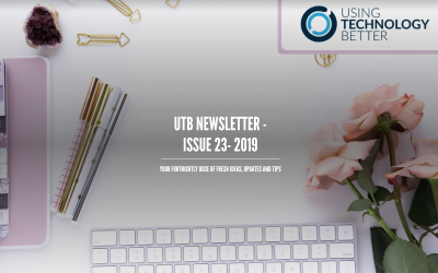 UTB Newsletter – Issue 23 2019