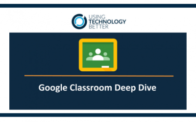 Top Tip for Google Classroom with Lara