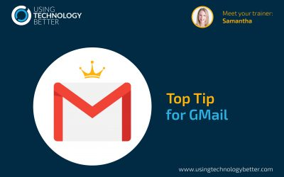 Top Tip for Gmail with Samantha