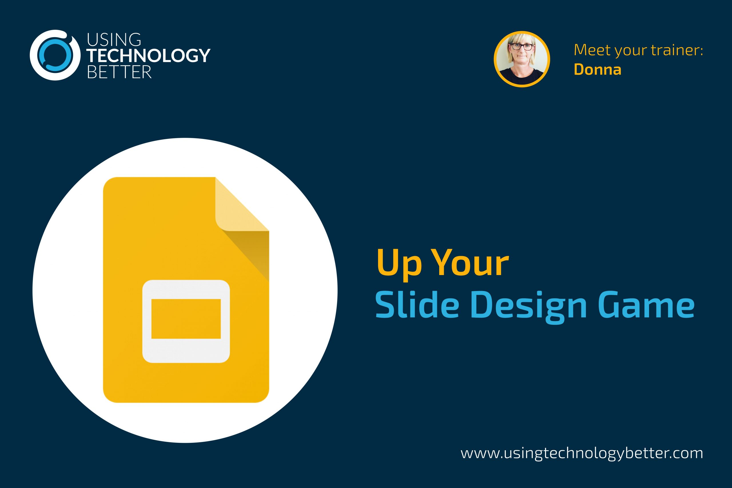 Up your Slide Design Game