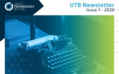 UTB Newsletter 2020 – Issue 1