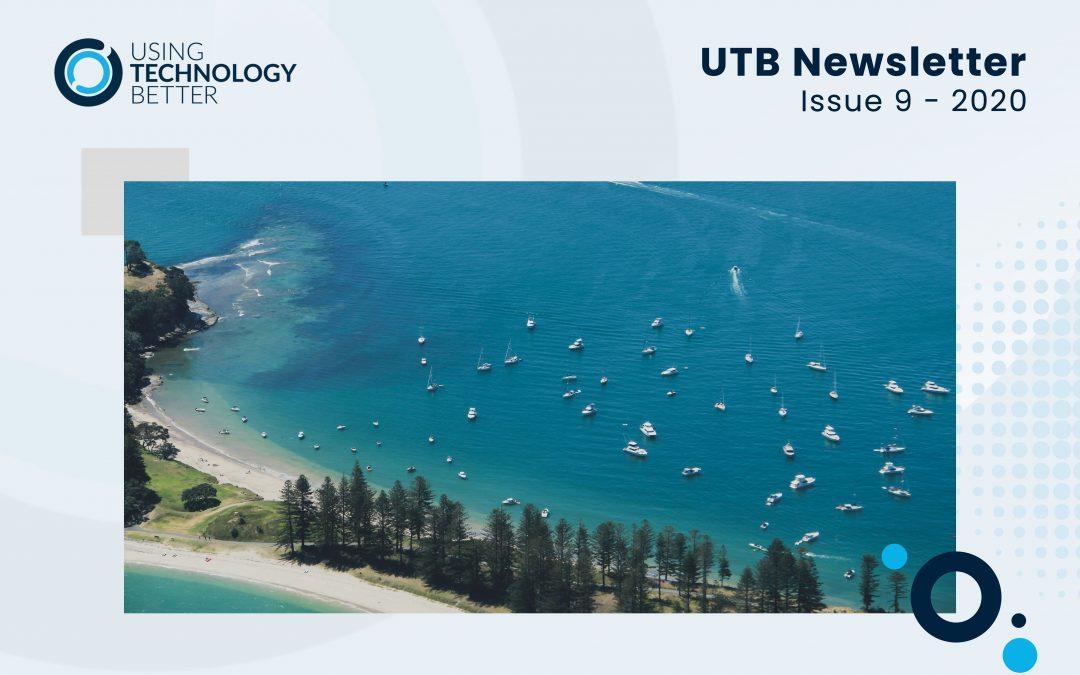 UTB Newsletter 2020 – Issue 9