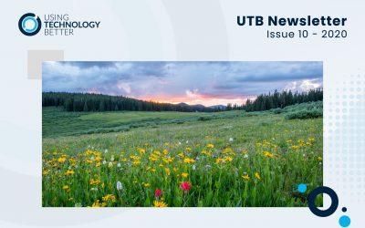 UTB Newsletter 2020 – Issue 10